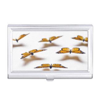 Monarch Butterflies Business Card Holder