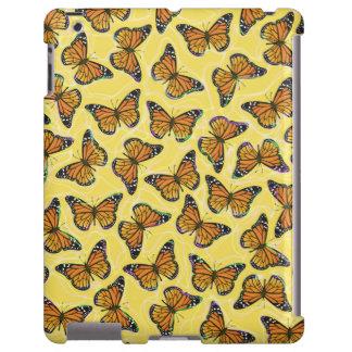MONARCH BUTTERFLIES iPad CASE