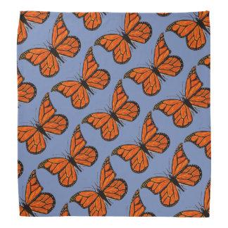Monarch Butterflies on Bandana