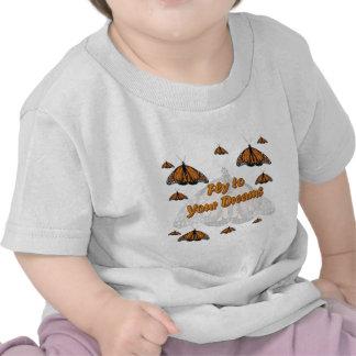 Monarch Butterflies T Shirts
