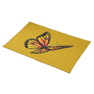 Monarch butterfly American MoJo Placemat