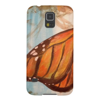 Monarch Butterfly Cases For Galaxy S5