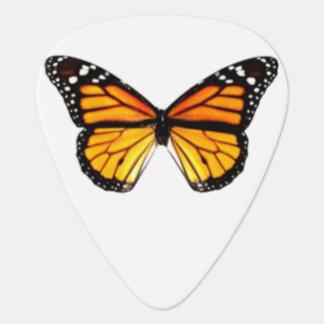 Monarch Butterfly Guitar Pick