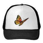 Monarch butterfly hat