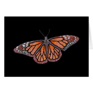 Monarch Butterfly Image 1 Card