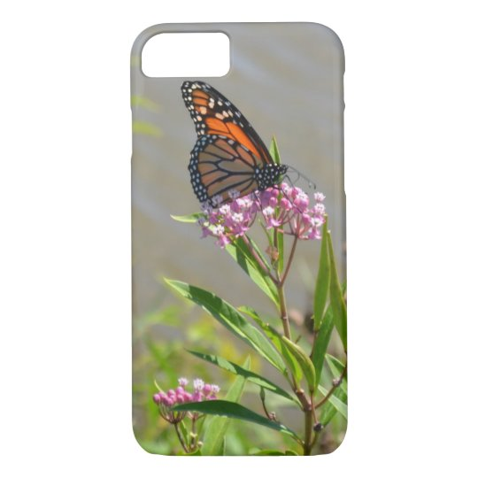 Monarch Butterfly iPhone 8/7 Case