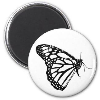Monarch Butterfly Magnets