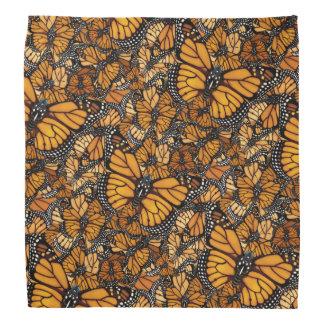 Monarch Butterfly Migration Bandana
