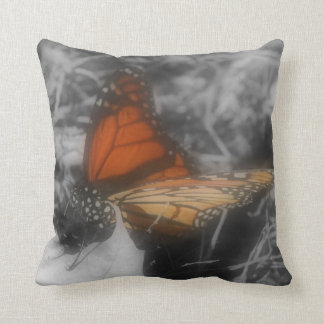 Monarch Butterfly Nature American MoJo Pillow