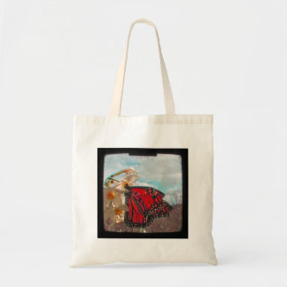 Monarch Butterfly on Daffodils TTV Photo Tote Bag