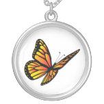 Monarch Butterfly Pendant
