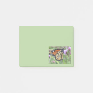 Monarch Butterfly Post-It Notes