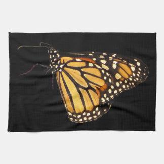 Monarch Butterfly Tea Towel
