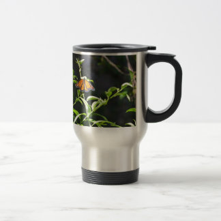 Monarch Butterfly. Travel Mug
