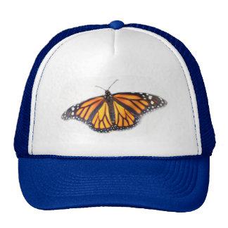 Monarch Butterfly Trucker Hat Style