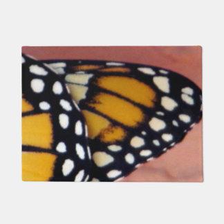 Monarch Butterfly Wings Doormat