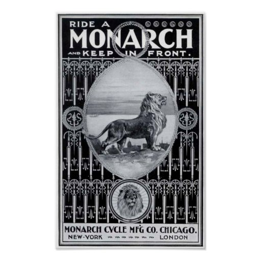 Monarch Cycle Posters