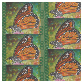 Monarch Design Fabric