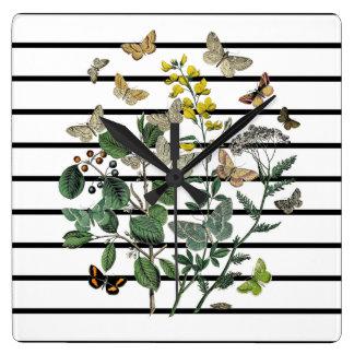 Monarch Dreams - Clock