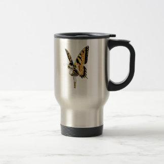 Monarch Fairy Stainless Steel Travel Mug