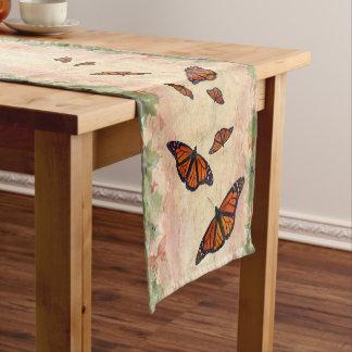 Monarch Garden Table Runner