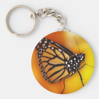 Monarch Key Ring