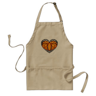 Monarch Love Standard Apron