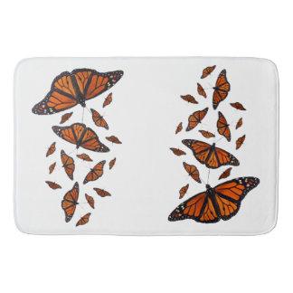 Monarch Medley Bath Mat (choose colour)