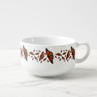Monarch Medley Soup Mug