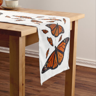 Monarch Medley Table Runner (Choose Your Colour)
