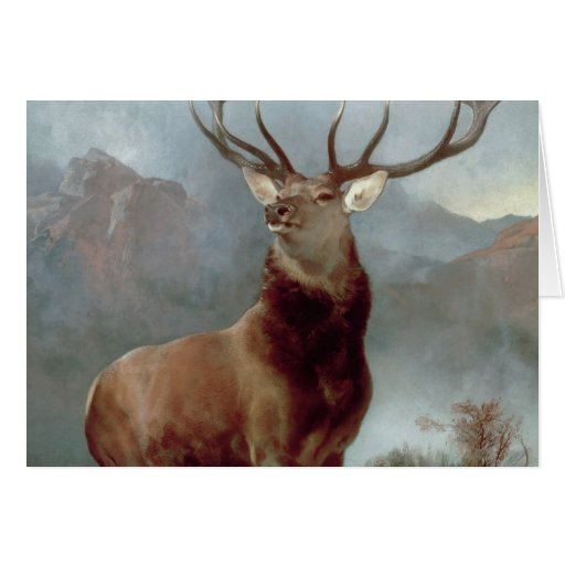 Monarch of the Glen, 1851 Cards