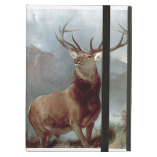 Monarch of the Glen, 1851 Case For iPad Air