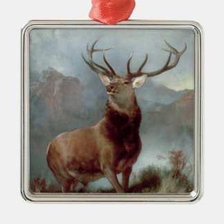 Monarch of the Glen, 1851 Christmas Ornament