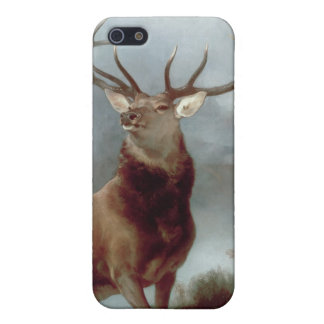 Monarch of the Glen, 1851 iPhone 5/5S Cases