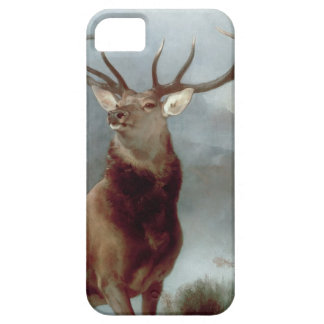 Monarch of the Glen, 1851 iPhone 5 Cases