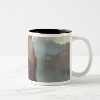 Monarch of the Glen, 1851 Two-Tone Mug