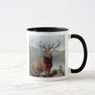 Monarch of the Glen, 1851 Mug