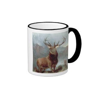 Monarch of the Glen, 1851 Ringer Mug