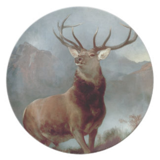 Monarch of the Glen, 1851 Plate