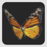 Monarch Orange Butterfly Flying Insect