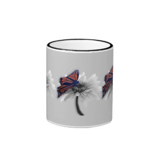 Monarch Ringer Mug
