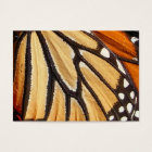 Monarch Wing ~ ATC Business Card