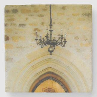 Monastery detail coaster 5