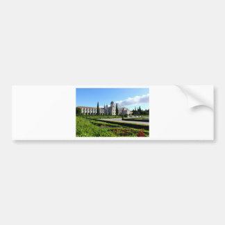 Monastery Hieronymites Bumper Sticker