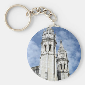 Monastery of Hieronymites, Lisbon, Portugal Key Ring