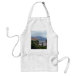 Monastery, The Great Meteora, Greece Standard Apron