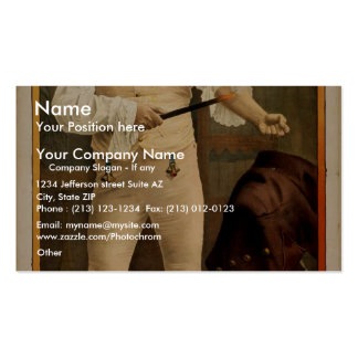 Monbars Business Card Template