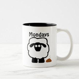 Monday Is Crap Mug