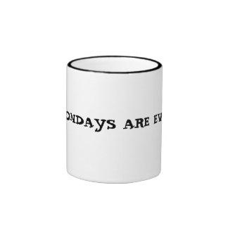 Mondays are Evil Mug