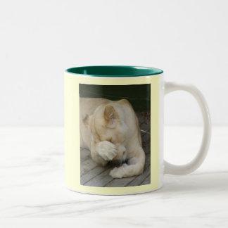 Mondays Two-Tone Mug